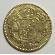 1/2 ESCUDO CARLOS III 1773 MADRID