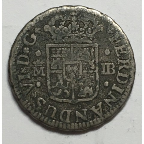 1/2 REAL FERNANDO VI 1749 MADRID