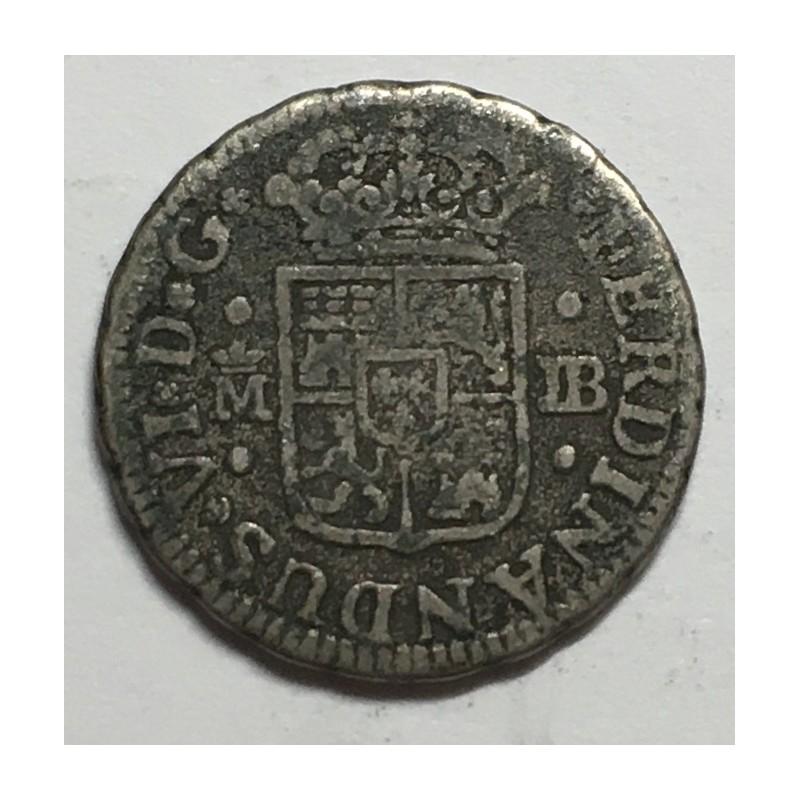 1/2 REAL FERNANDO VI 1749 MADRID