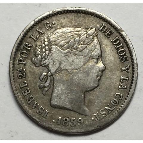 REAL ISABEL II 1859 MADRID