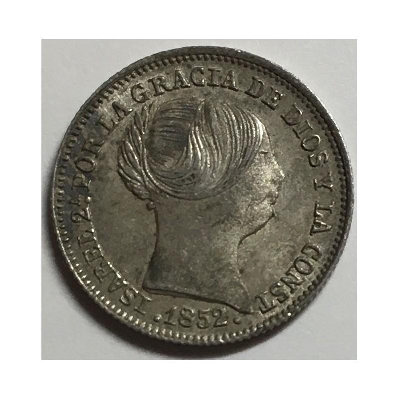REAL ISABEL II 1852 MADRID