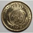 100 REALES ISABEL II 1861 MADRID