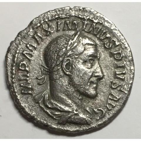 DENARIO MAXIMINO I
