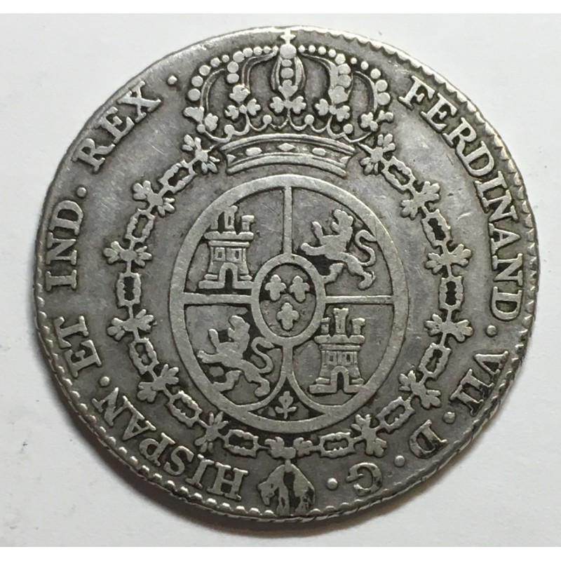 MEDALLA DE PROCLAMACIÓN FERNANDO VII 1808 MADRID