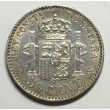 50 CENTIMOS ALFONSO XIII 1894 9-4*