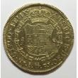 8 ESCUDOS CARLOS IV 1805 SANTIAGO DE CHILE