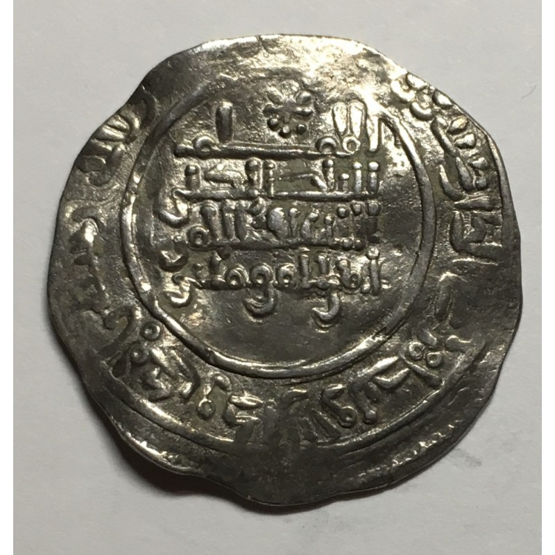DIRHAM ABA AL-RAHMAN III   AL-ANDALUS