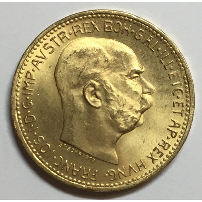 20 CORONAS AUSTRIA 1915