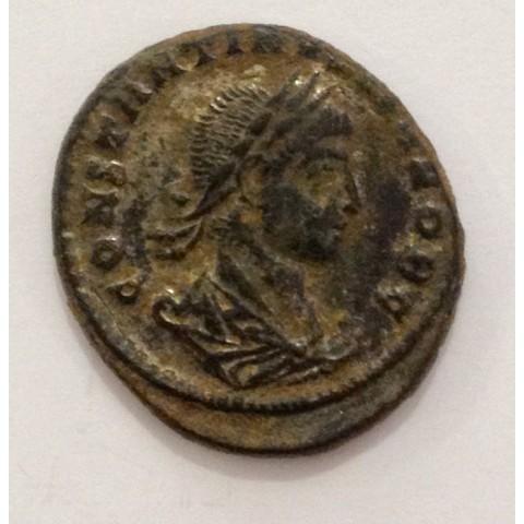 Medio Folis Constantino II el joven