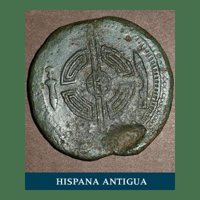 Moneda hispana antigua